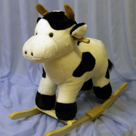 Качалка «Корова»