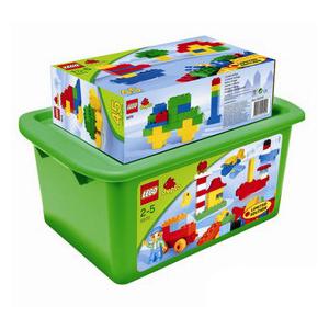 Набор Lego Duplo Ящик с кубиками и подарком
