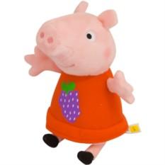 Мягкая игрушка «Пеппа с виноградом» от Peppa Pig