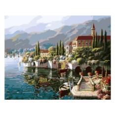 Картины по номерам «Воспоминание о Верроне»