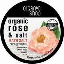 Соль для ванн «Дикая роза»