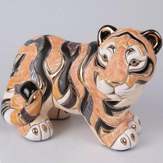 Статуэтка декоративная Тигр