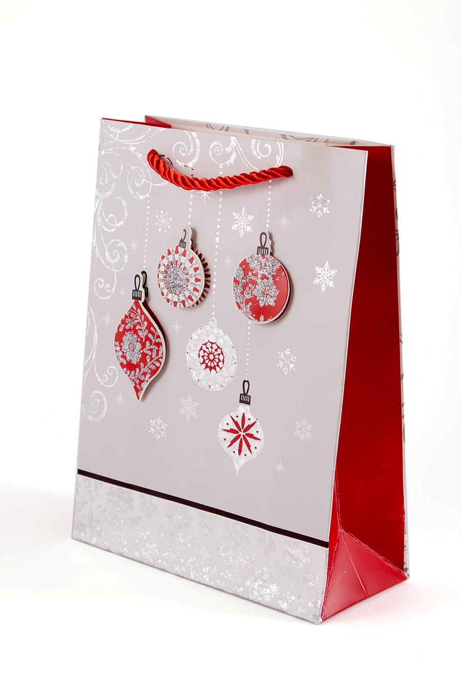 Подарочный пакет Шарики
