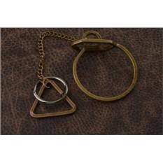 Головоломка Волшебные кольца (тип 1). Коллекция Сonundrum