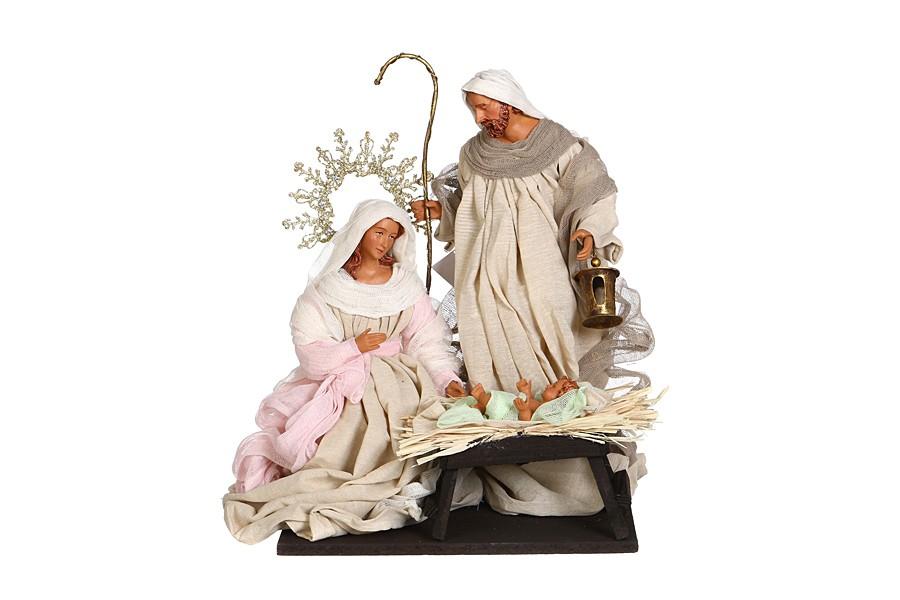 Статуэтка Святое семейство, 37 см