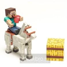 Набор Стив на лошади