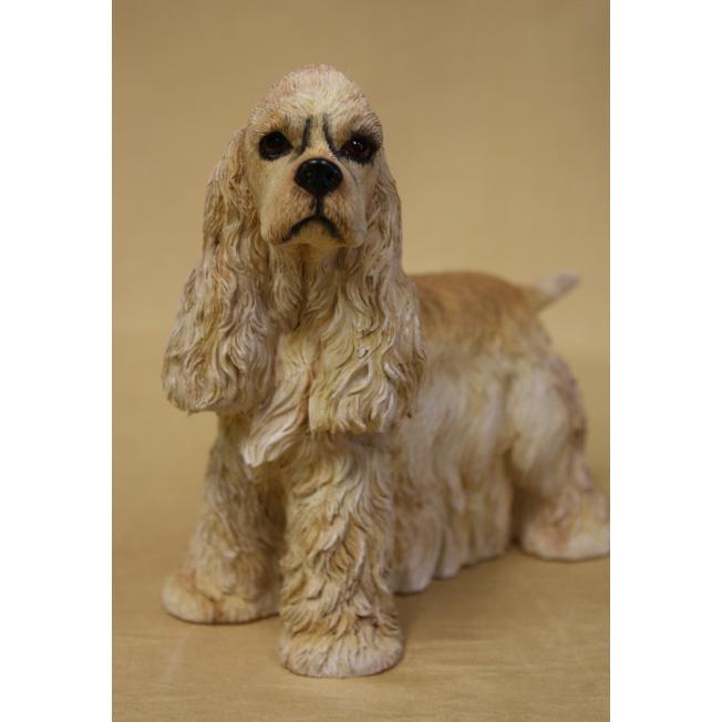 Статуэтка собаки «Кокер-Спаниель»