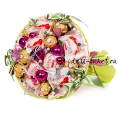Букет конфет Сюрприз