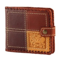 Кожаный кошелек для мужчин Wild