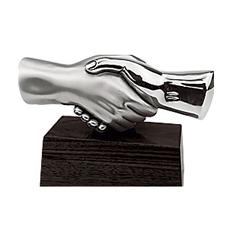 Миниатюра «Рукопожатие»