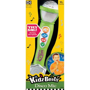 Музыкальная игрушка Keenway Музыкальный инструмент. Микрофон