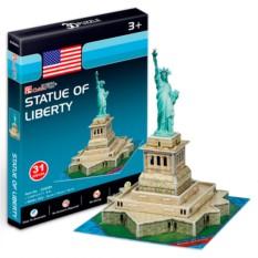 Пазлы Cubic Fun Статуя Свободы. США