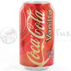 Напиток Coca-Cola Vanilla