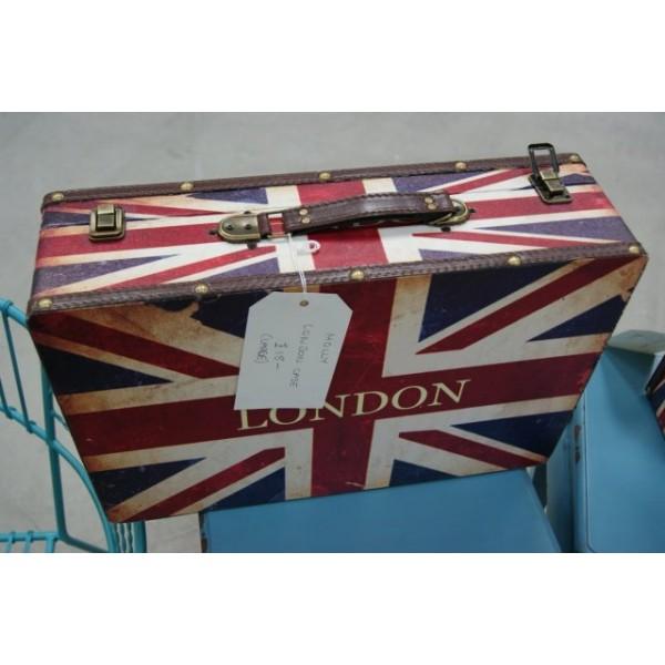 Большой чемодан London