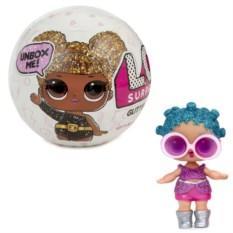 Кукла-сюрприз LOL Блестящие
