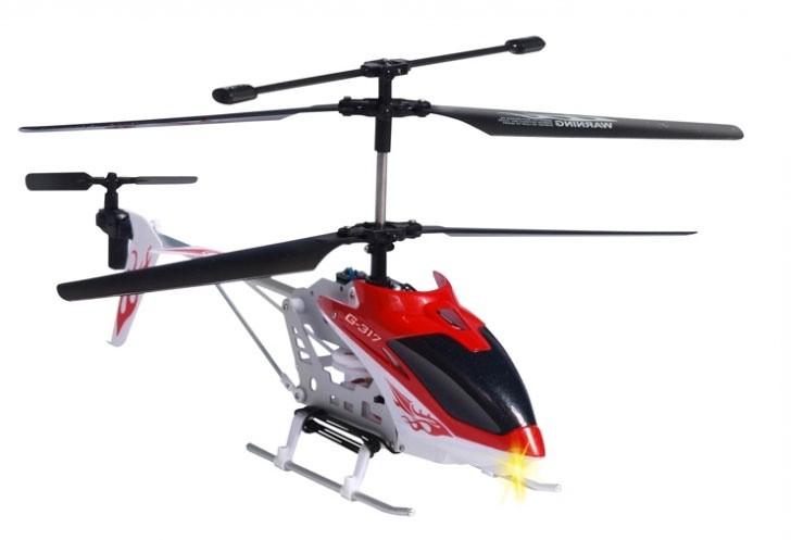Вертолет GYRO-317 с гироскопом