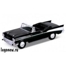 Модель винтажной машины Welly 1:34-39 Chevrolet Bel Air 1957