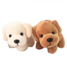 Мягкая игрушка-брелок Собачка, высота 8 см