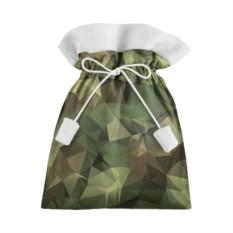 Подарочный мешок с 3D принтом Камуфляж