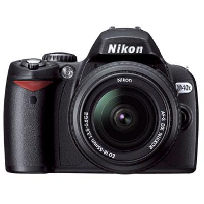 Фотоаппарат Nikon D40X kit