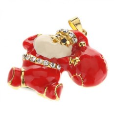 Флешка Санта Клаус с мешком