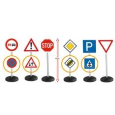 Игрушечные дорожные знаки Big