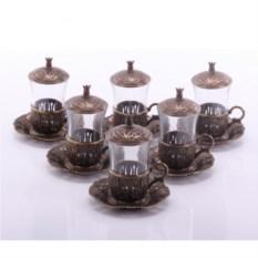 Чайный сервиз на 6 персон Гюрхан