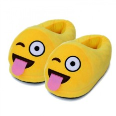 Тапочки Emoji Fun