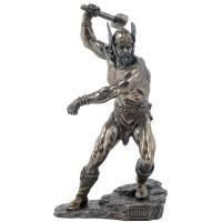 Бронзовая статуэтка ТОР-бог 9 миров