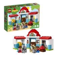Конструктор Lego Duplo Конюшня на ферме