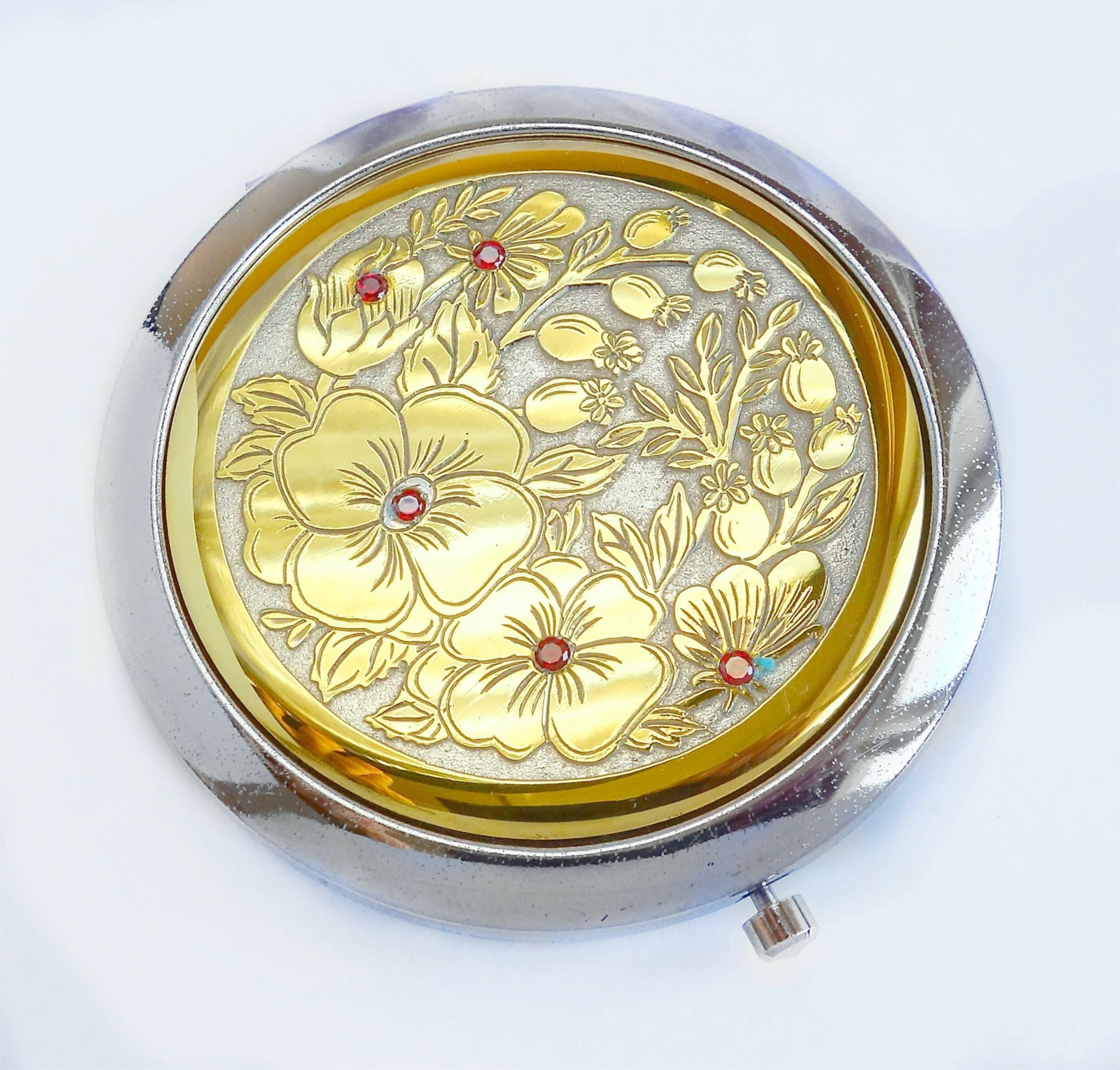 Зеркало для макияжа Вальс цветов