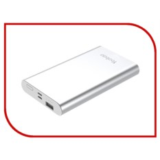 Внешний аккумулятор Yoobao Power Bank PL10 10000mAh Silver
