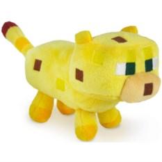 Плюшевая игрушка Детёныш оцелота (Minecraft, 23 см)