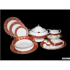 Столовый сервиз на 6 персон Александрия Bavarian Porcelain