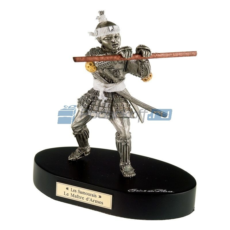 Статуэтка Самурай с боевым мечом