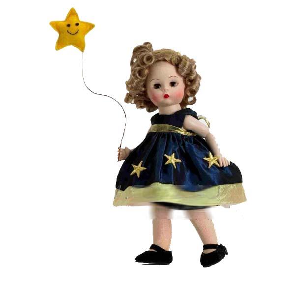 Кукла «Звёздочка»