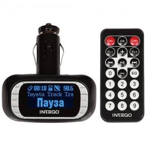 FM трансмиттер с функцией RDS
