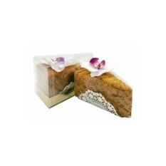 Полотенце для рук Кусочек торта. Кабрион Карамель