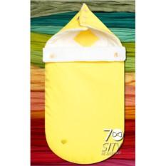 Конверт на выписку Sity Yellow