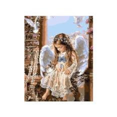 Картины по номерам «Нежная любовь»