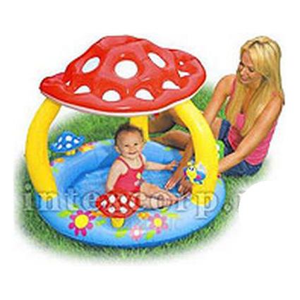 Надувной бассейн «Гриб»
