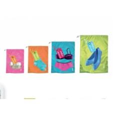 Женский набор из 4 мешков для путешествий Lady Nylon