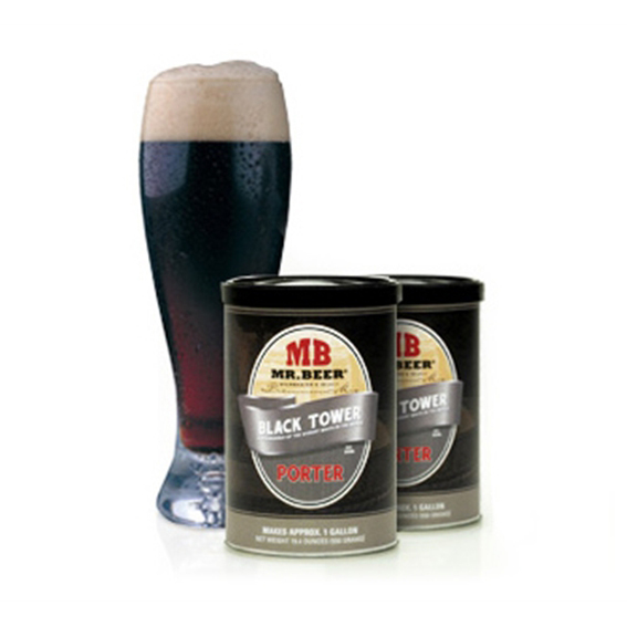 Пивная смесь Mr.Beer Black Tower Porter Premium