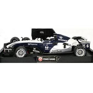 Радиоуправляемая машина Formula1 Zauber BMW
