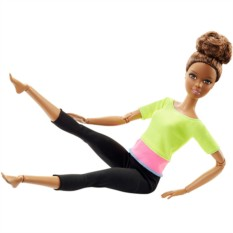 Кукла Barbie серии Безграничные движения