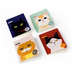 Скетчбук Cat family