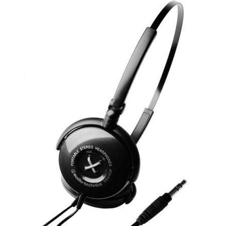 Наушники AUDIO-TECHNICA ATH-FW3 Black