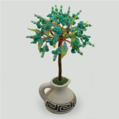 Дерево из амазонита Эрато