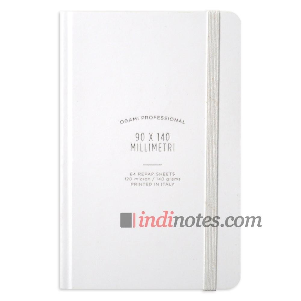 Записная книжка Ogami Professional Small White Hardcover