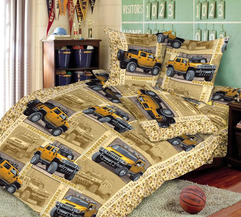 Комплект постельного белья для детей Сафари (1,5 спальный)